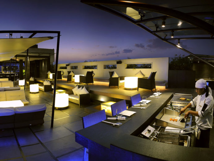 Best restaurants bangalore 5 star restaurants bangalore for 13th floor restaurant bangalore