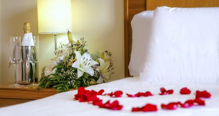 Your Wedding Night at The LaLiT