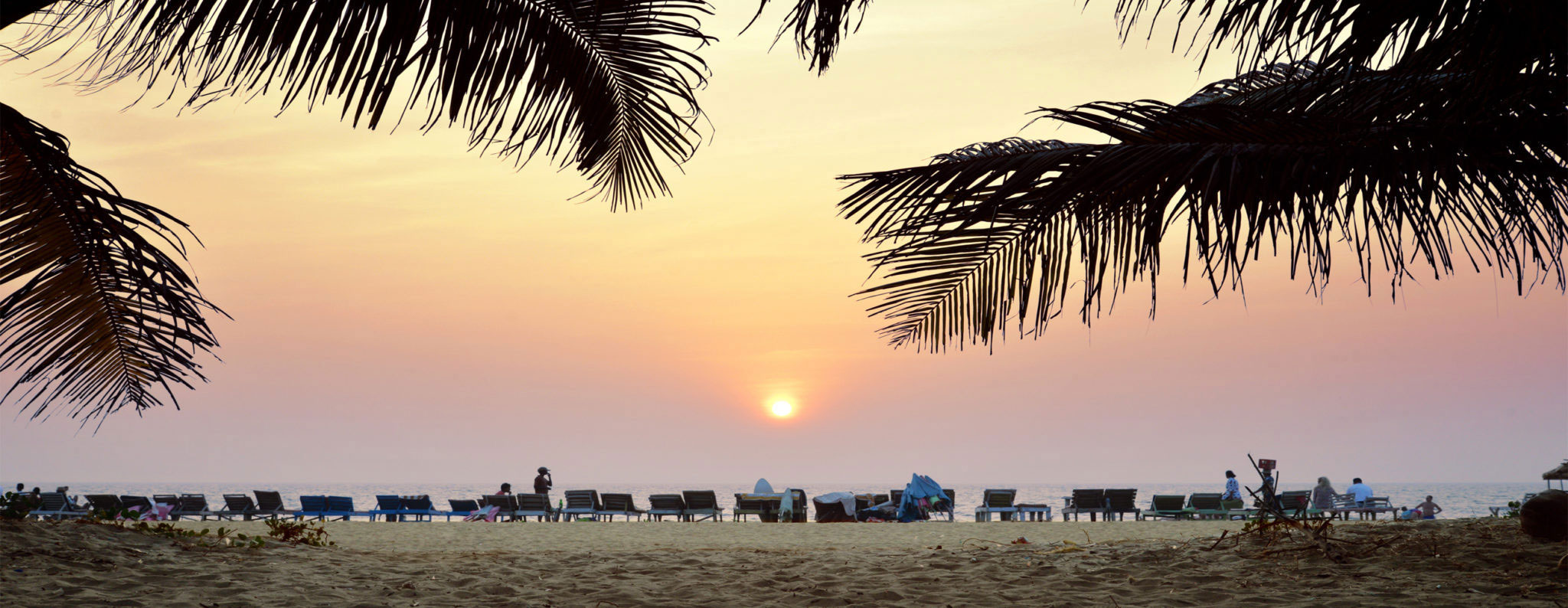 Beaches – that is what Goa is known for!
