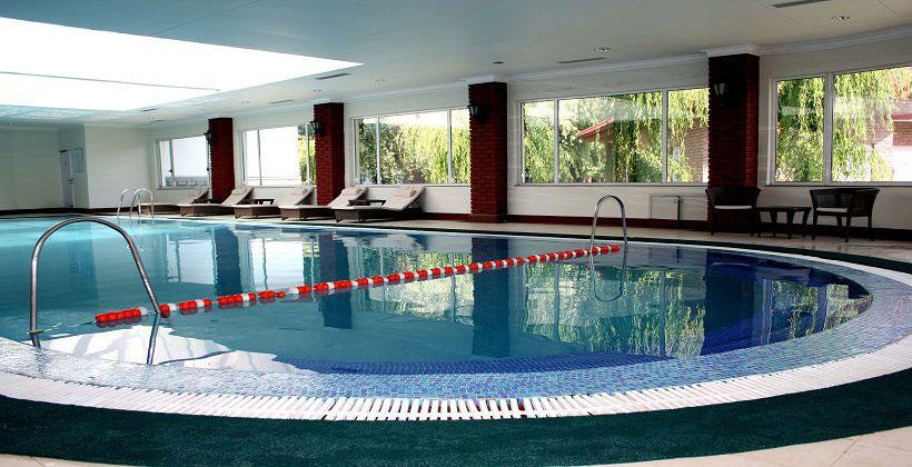 All Weather Indoor Pool