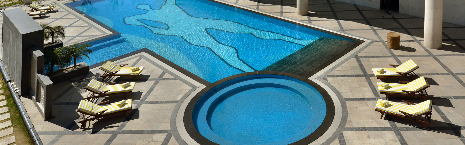 The lalit chandigarh luxury hotel in chandigarh - Chandigarh hotel with swimming pool ...