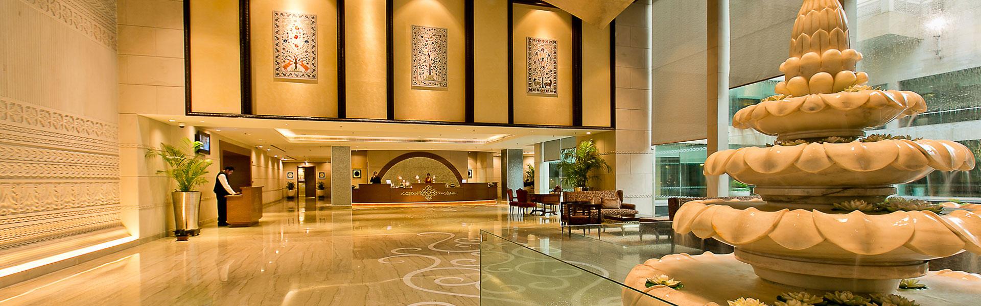 Largest hotel Lobby
