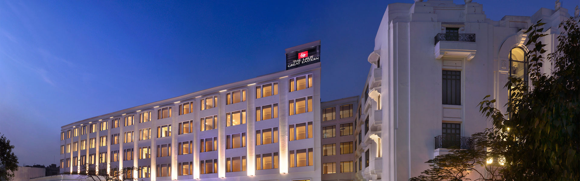 First 5 star Hotel in the city