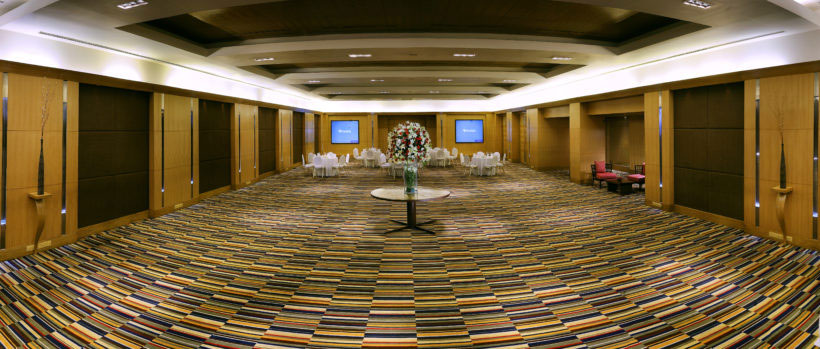 Largest banqueting space in the city