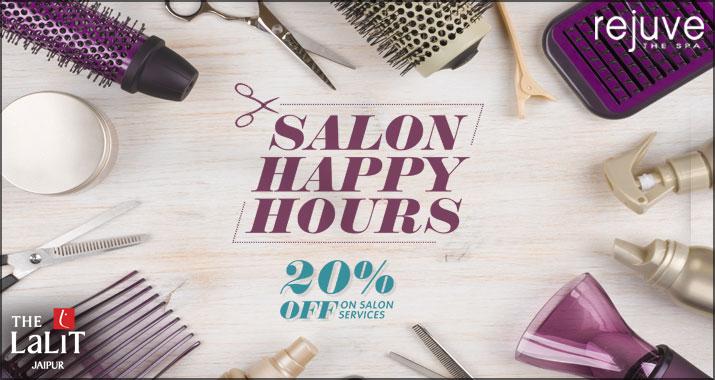 Salon Happy Hours