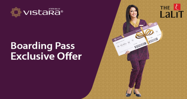 Boarding Pass Exclusive Offer